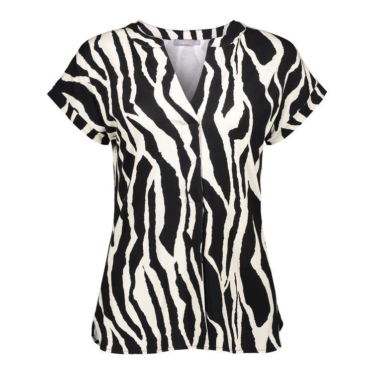 Geisha T-Shirt KM 12071-20