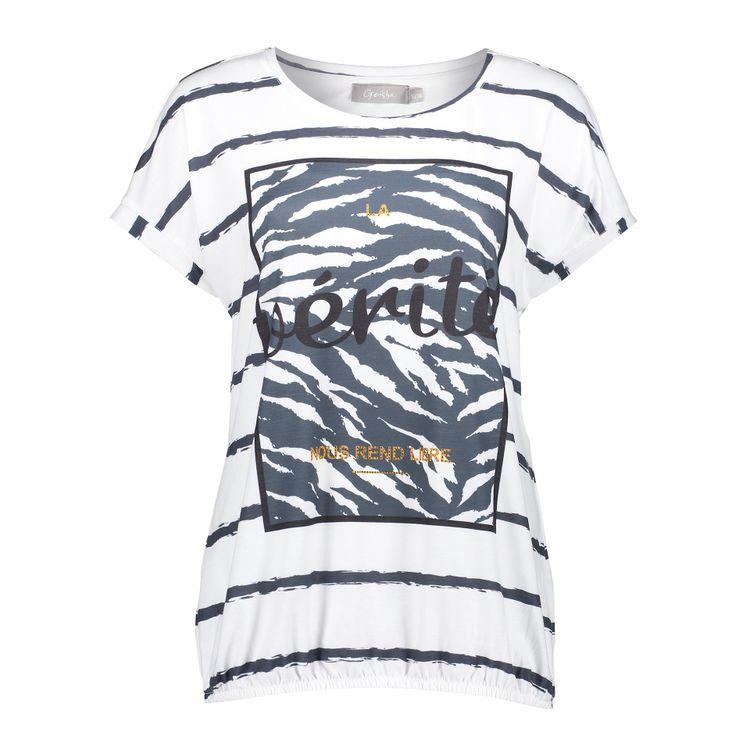 Geisha T-Shirt KM 12039-40