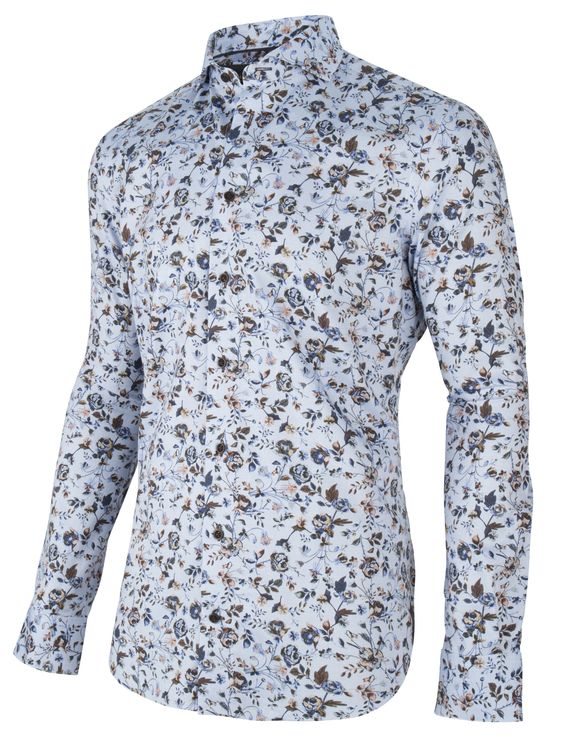 Cavallaro Napoli Overhemd Damiano