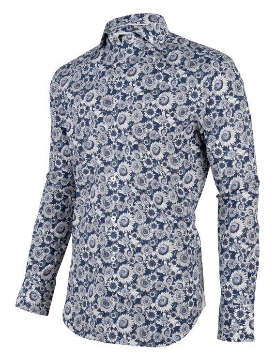 Cavallaro Overhemd Sunni 1001022