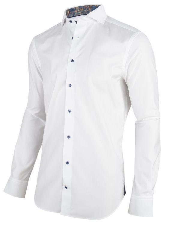 Cavallaro Overhemd Ranieri 1001038