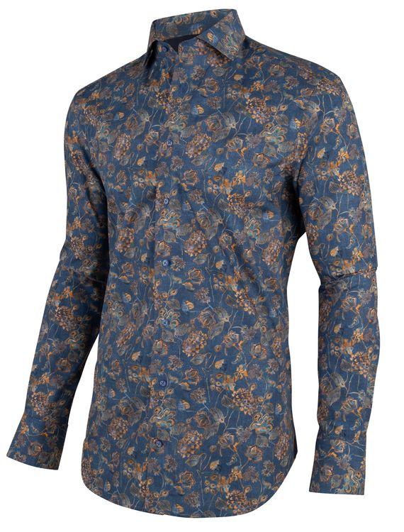 Cavallaro Overhemd Dario 1001039