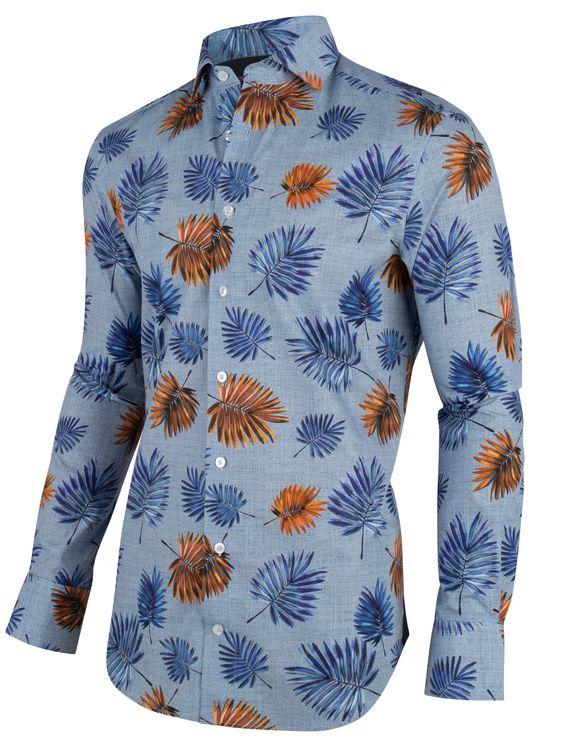 Cavallaro Overhemd Davide 1001041