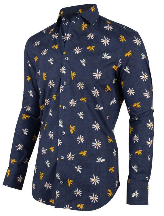 Cavallaro Overhemd Fiorello 1001048