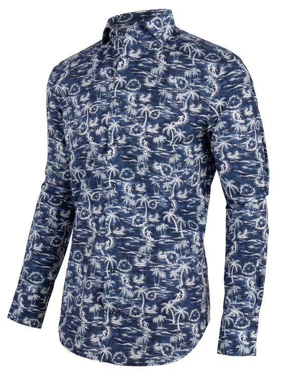 Cavallaro Overhemd Renato 1001056