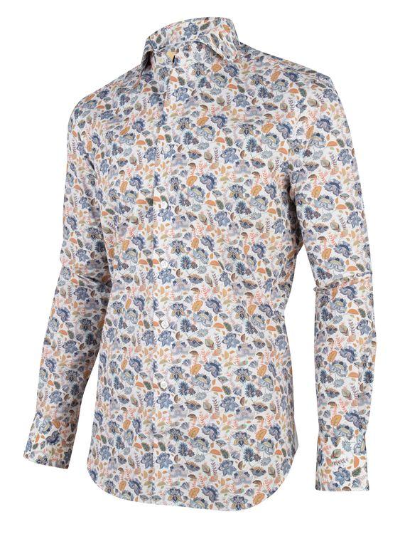Cavallaro Overhemd Amando 1001062