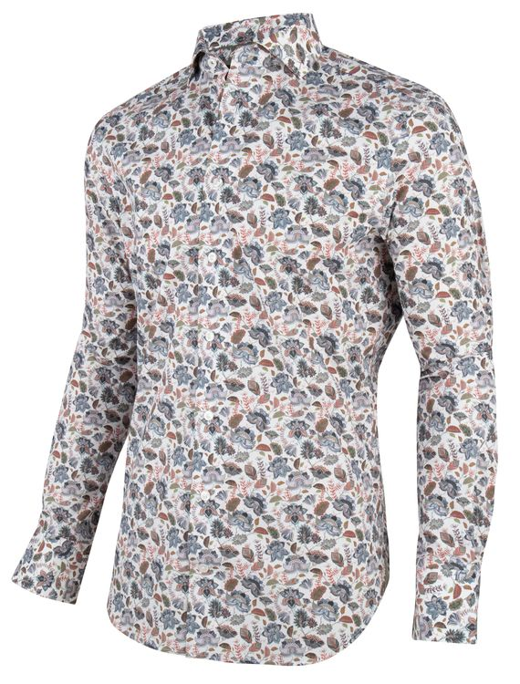 Cavallaro Overhemd Amando 1001063