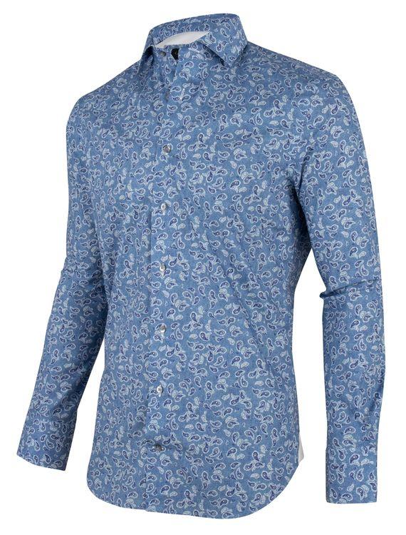Cavallaro Overhemd Benito 1001066