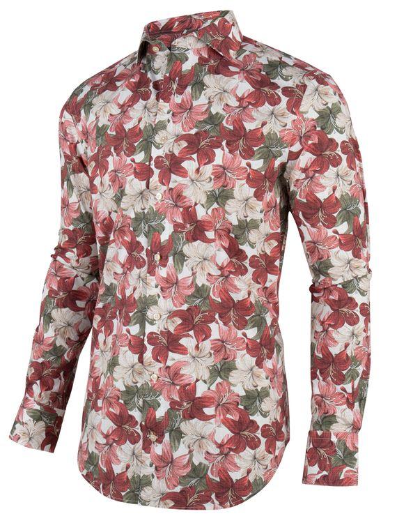 Cavallaro Overhemd Arlo 1001074