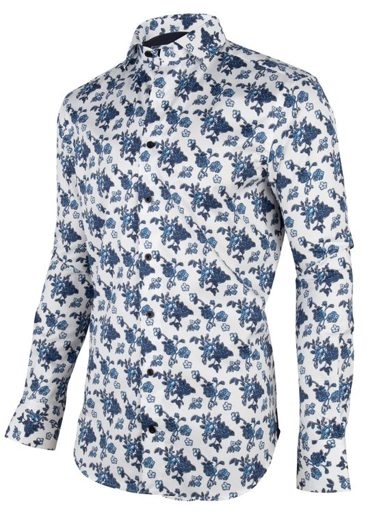 Cavallaro Overhemd Cinci 1001033