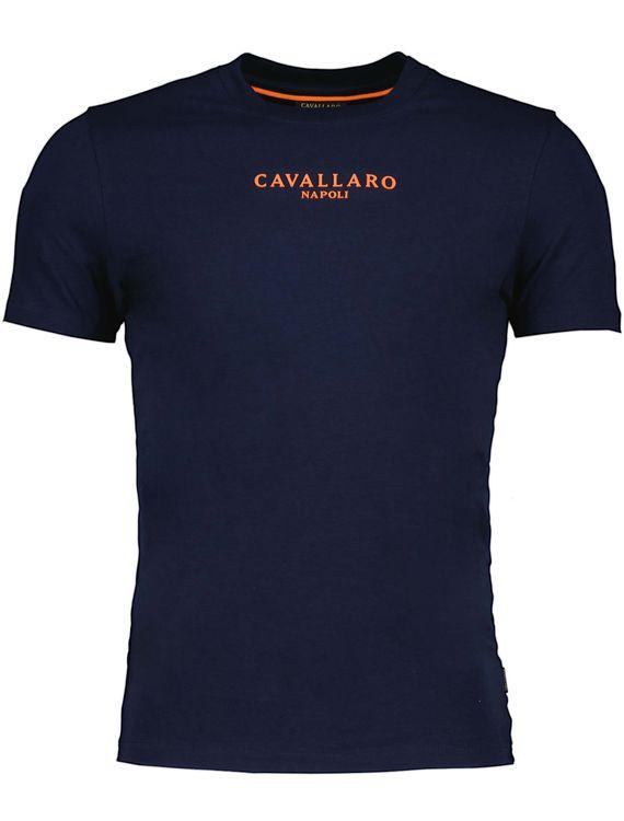Cavallaro Napoli T-Shirt KM EK Collectie