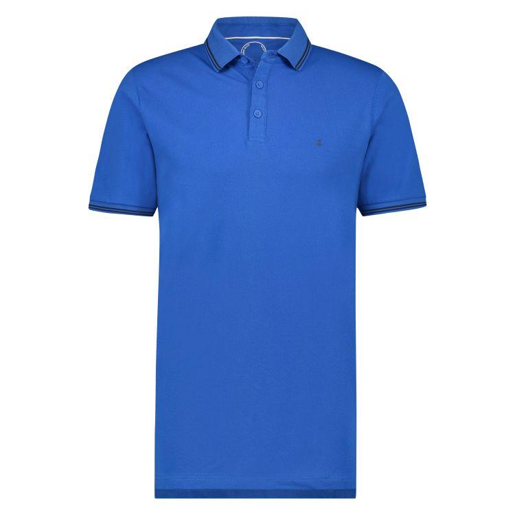 Scotland Blue Polo Jason