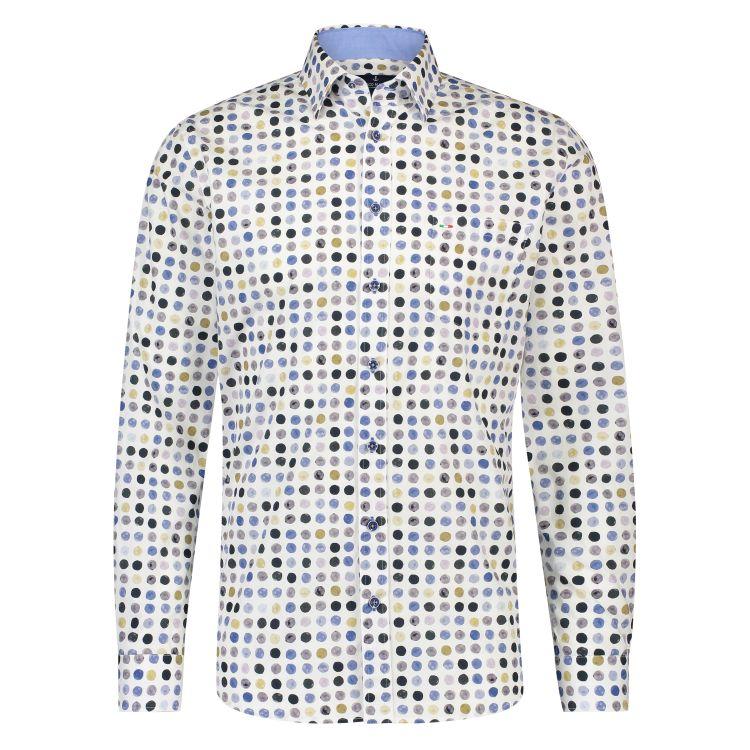 Marco Manzini Overhemd Ward