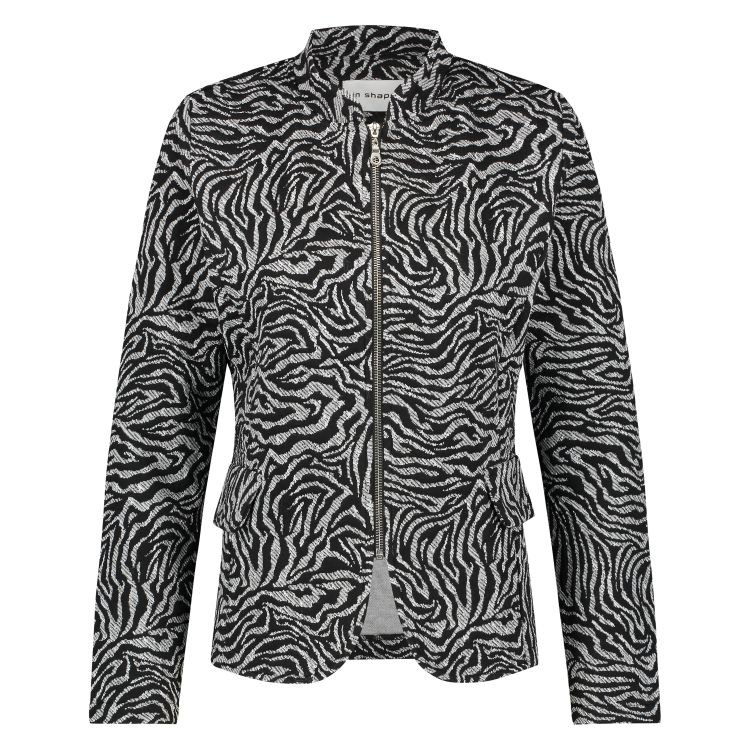 In Shape Blazer Claziena Animal