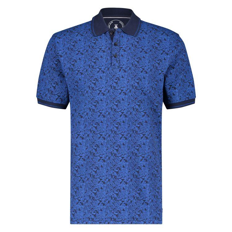 Scotland Blue Polo SPE21108DO22SB