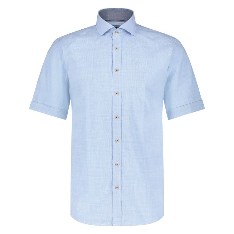 Marco Manzini Overhemd KM MMZ21107CR52