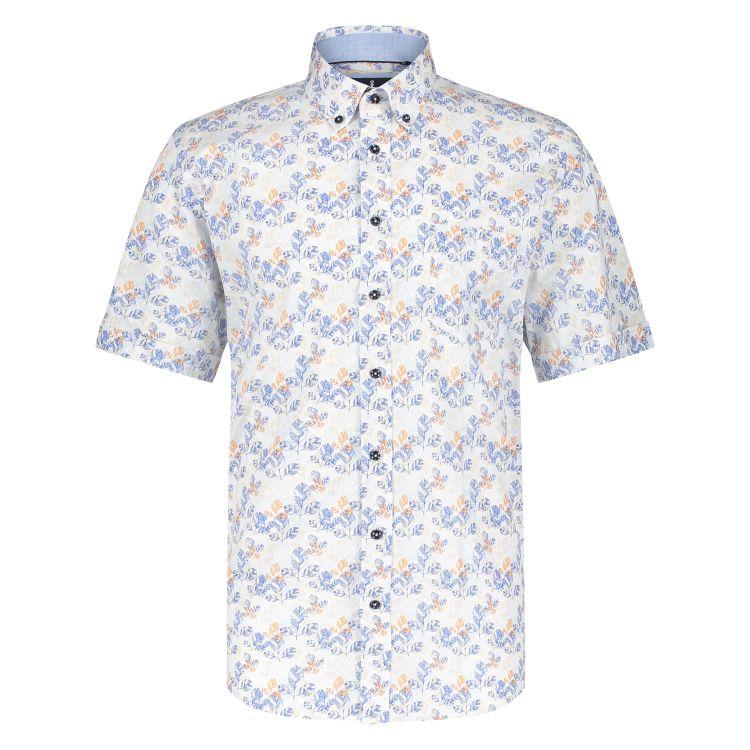 Marco Manzini Overhemd KM MMZ21107FR47