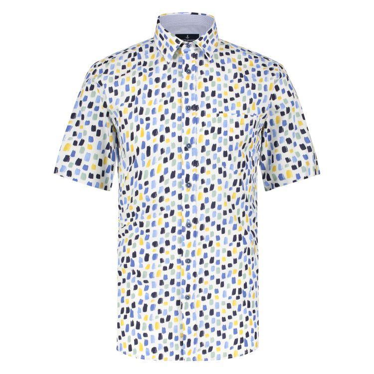 Marco Manzini Overhemd KM MMZ21107WO08