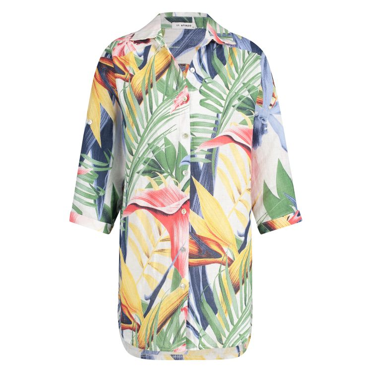 In Shape Blouse Fay tropical