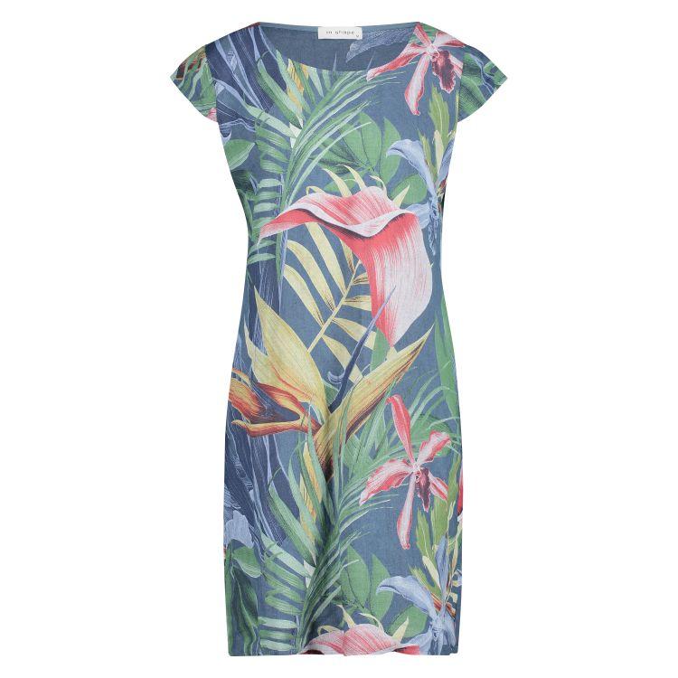 In Shape Jurk Fabienne tropical