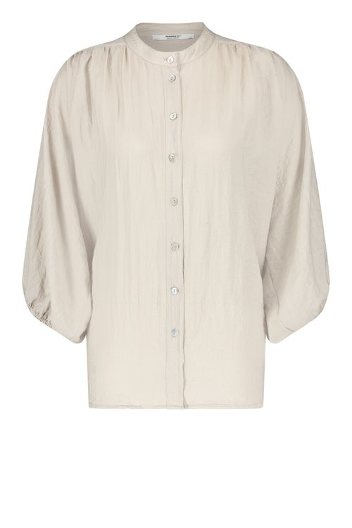 Penn & Ink Blouse LM S21F863