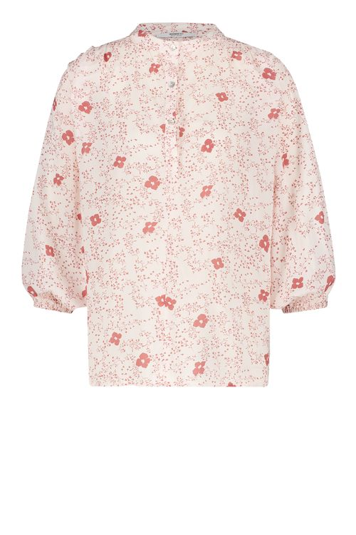 Penn & Ink Blouse LM S21F888