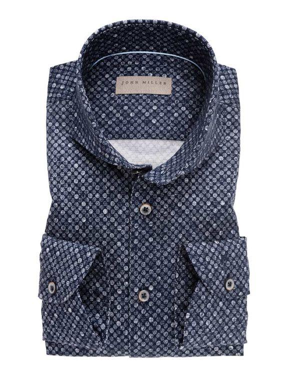 John Miller Overhemd ML5 5137997