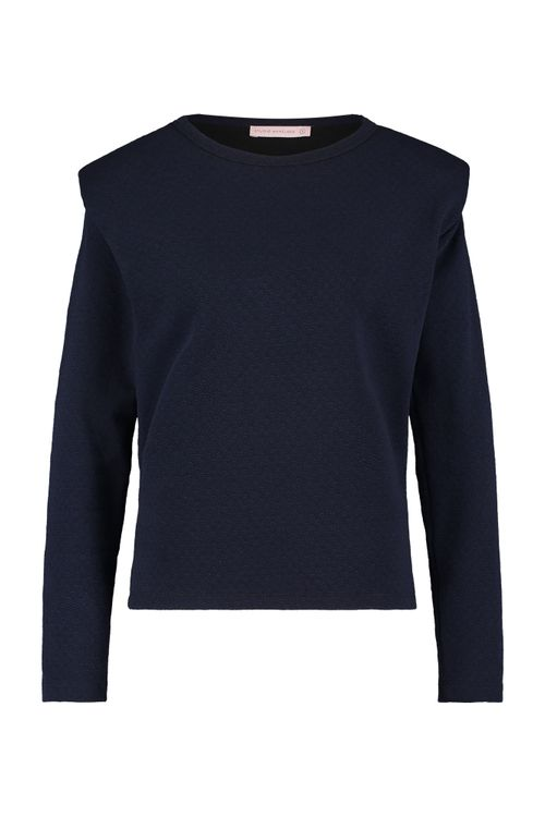 Studio Anneloes Power Shoulder Sweater 05397