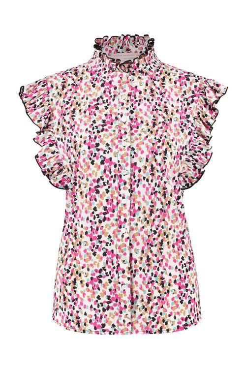 Studio Anneloes Michelle arti dot blouse