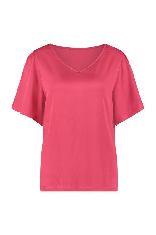 Studio Anneloes Ella 2way satin shirt