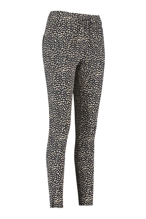 Studio Anneloes Downstairs small dot trousers