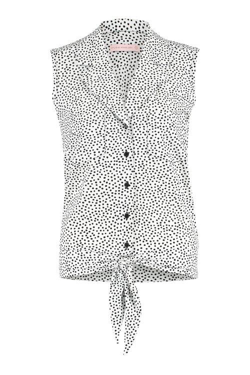 Studio Anneloes Jolie SL cheeta blouse