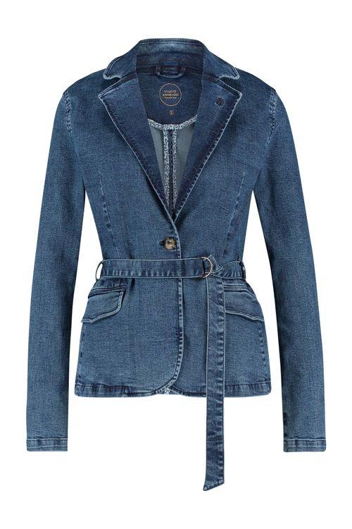 Studio Anneloes Laurie jeans blazer