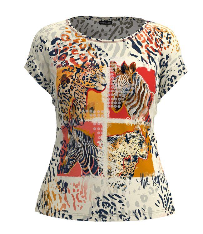 Barbara Lebek T-Shirt KM 77630012
