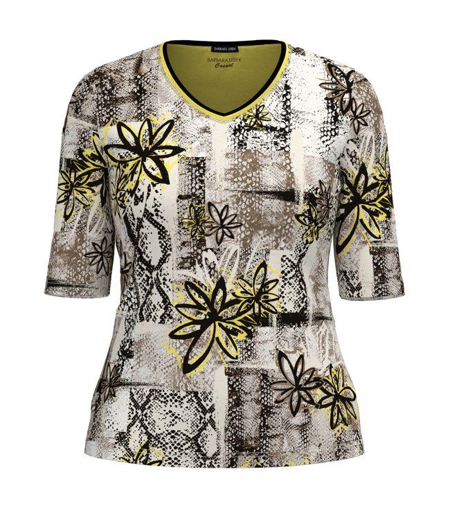 Barbara Lebek T-Shirt KM 77240012