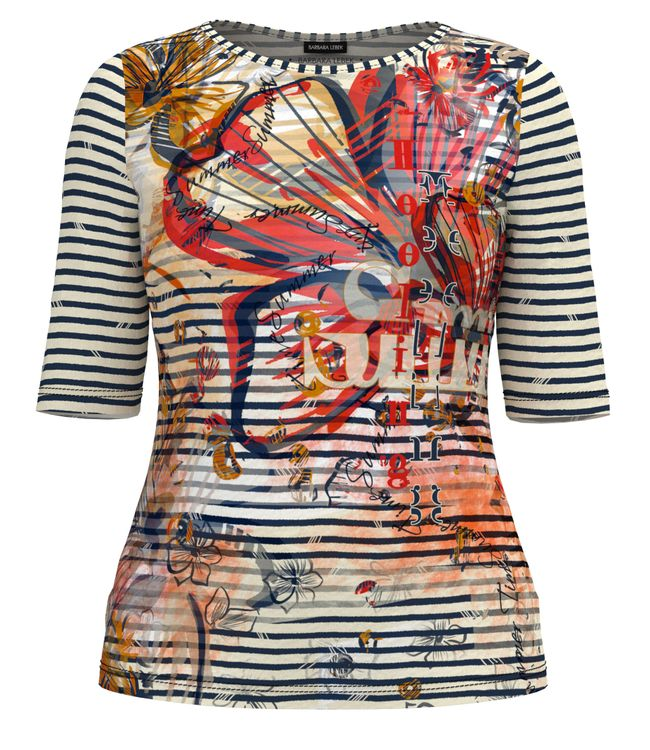 Barbara Lebek T-Shirt KM 77700012