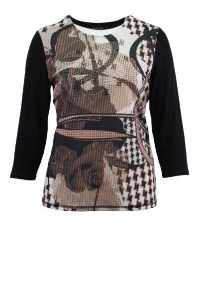 Barbara Lebek T-Shirt LM 15180002