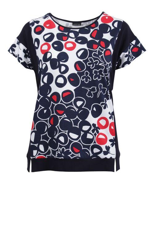 Barbara Lebek T-Shirt KM 56540002