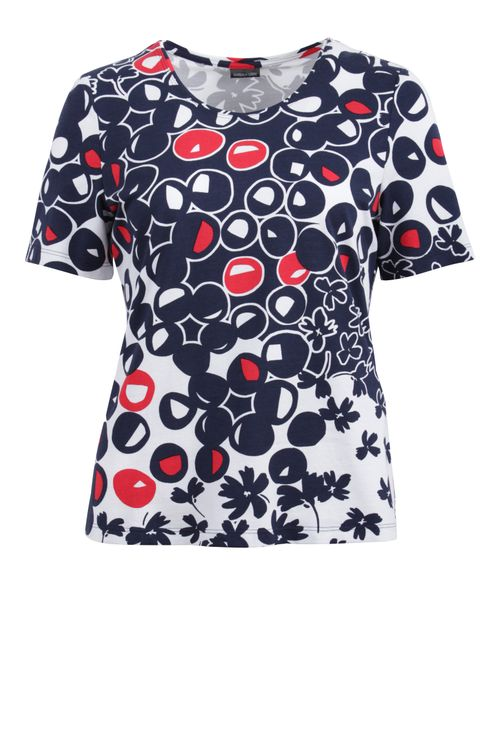 Barbara Lebek T-Shirt KM 56520002