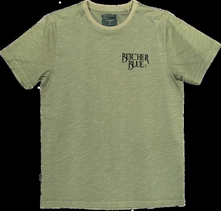 Butcher of Blue T-Shirt KM 2112007