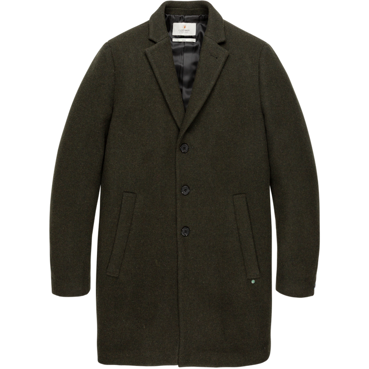 CAST IRON OVERCOAT CJA206109