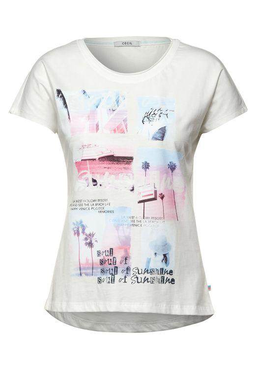CECIL T-Shirt KM B316343