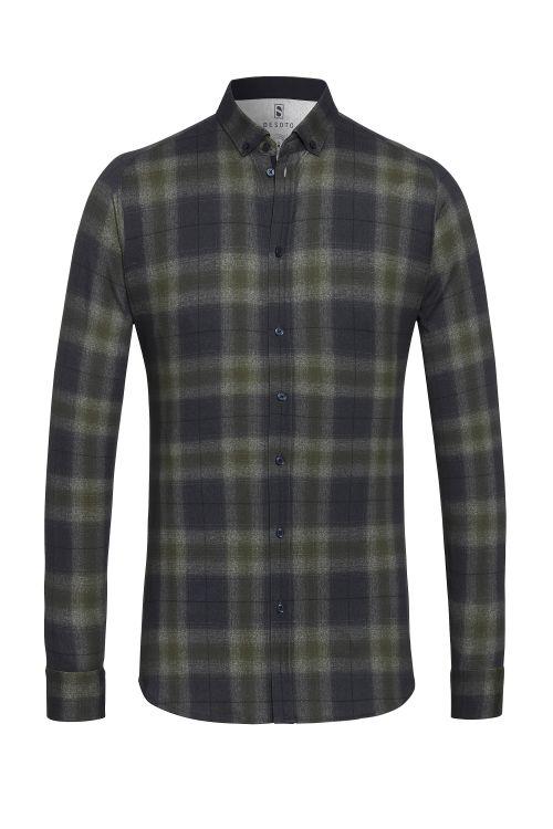 DESOTO Overhemd 37413-3