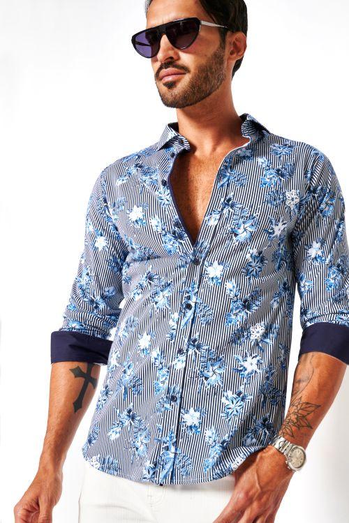 DESOTO Overhemd 41107-3