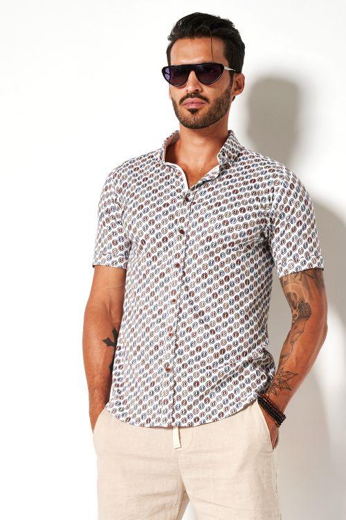 DESOTO Overhemd 43031-3