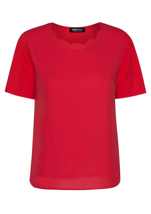 FRANK WALDER T-Shirt KM S11-601445000