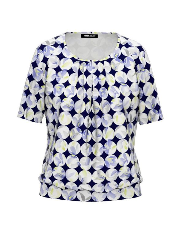 FRANK WALDER T-Shirt KM S12-602428677