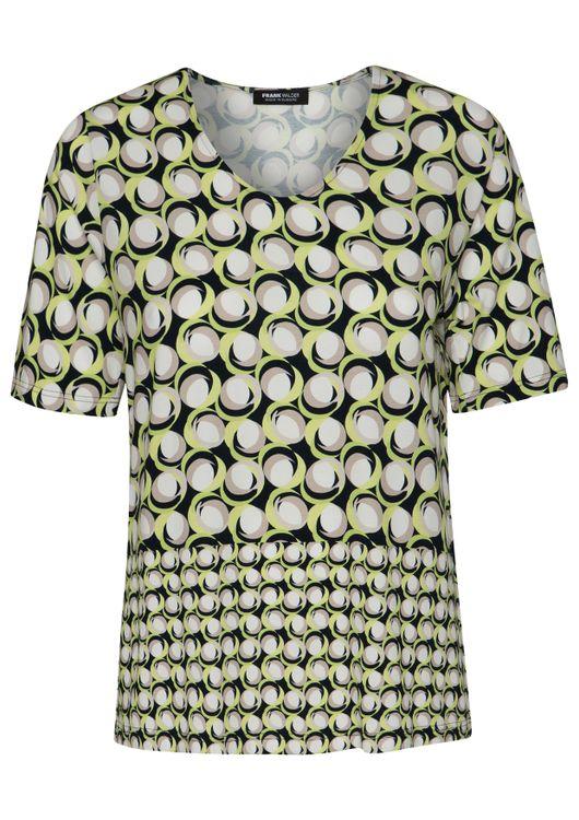 FRANK WALDER T-Shirt KM S12-203413637