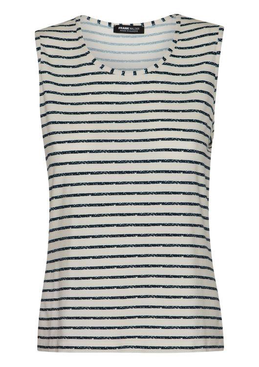 FRANK WALDER T-Shirt Mouwloos S12-203414537