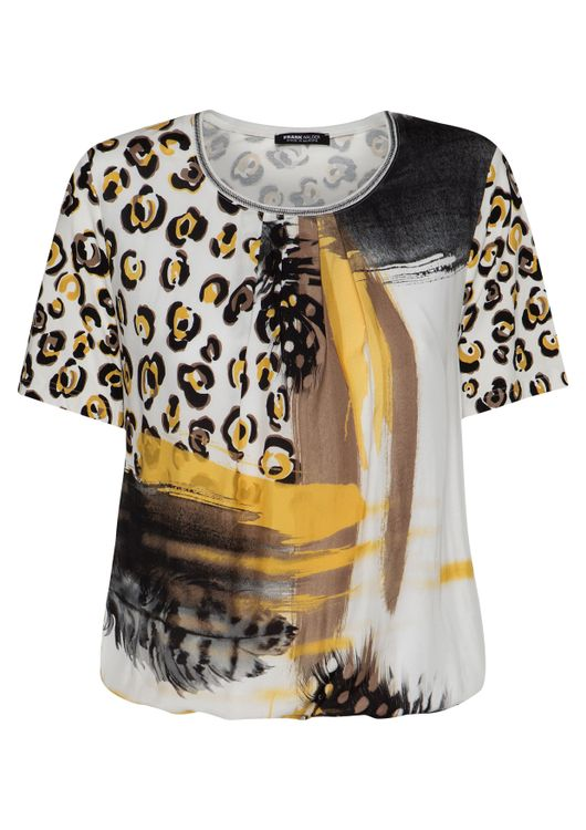 FRANK WALDER T-Shirt KM S12-104423679